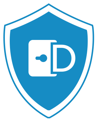 DPOrganizer shield logo