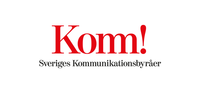 KOM Sveriges kommunikationsbyråer