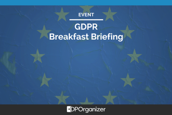 Event | GDPR Breakfast Briefing