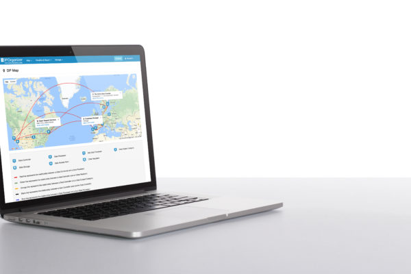 DPOrganizer Macbook DP Map