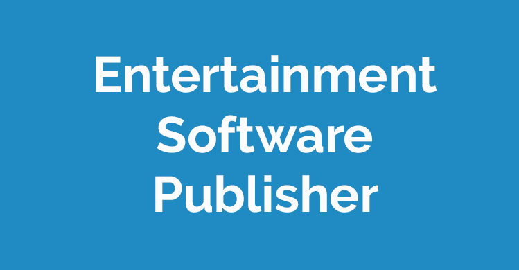 entertainment software publisher