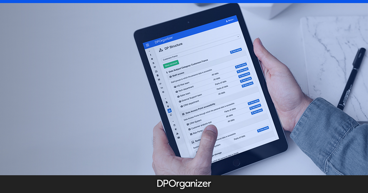 DP Structure - DPOrganizer