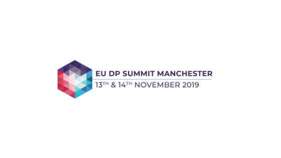 DPOrganizer at European Data Protection Summit in Manchester on November 13-14
