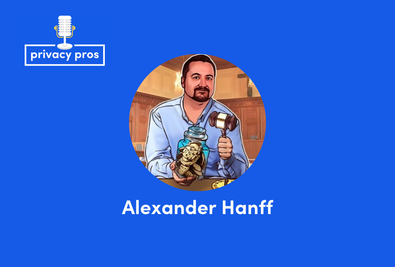 Interview with Alexander Hanff, privacy lobbyist and consultant