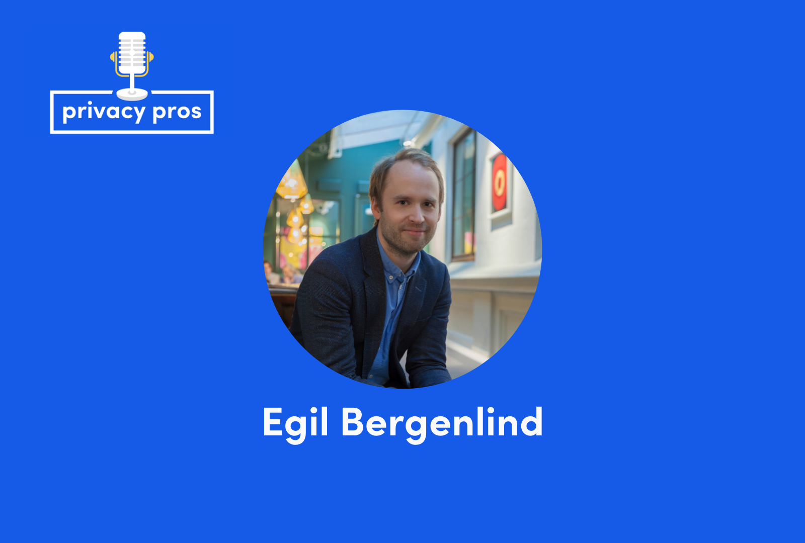 Interview with Egil Bergenlind, founder of DPOrganizer