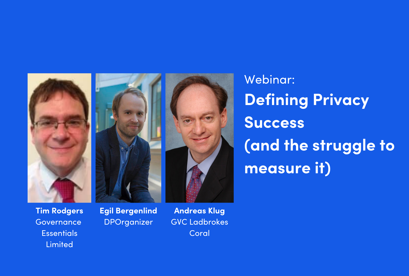 Defining Privacy Success (and the struggle to measure it)