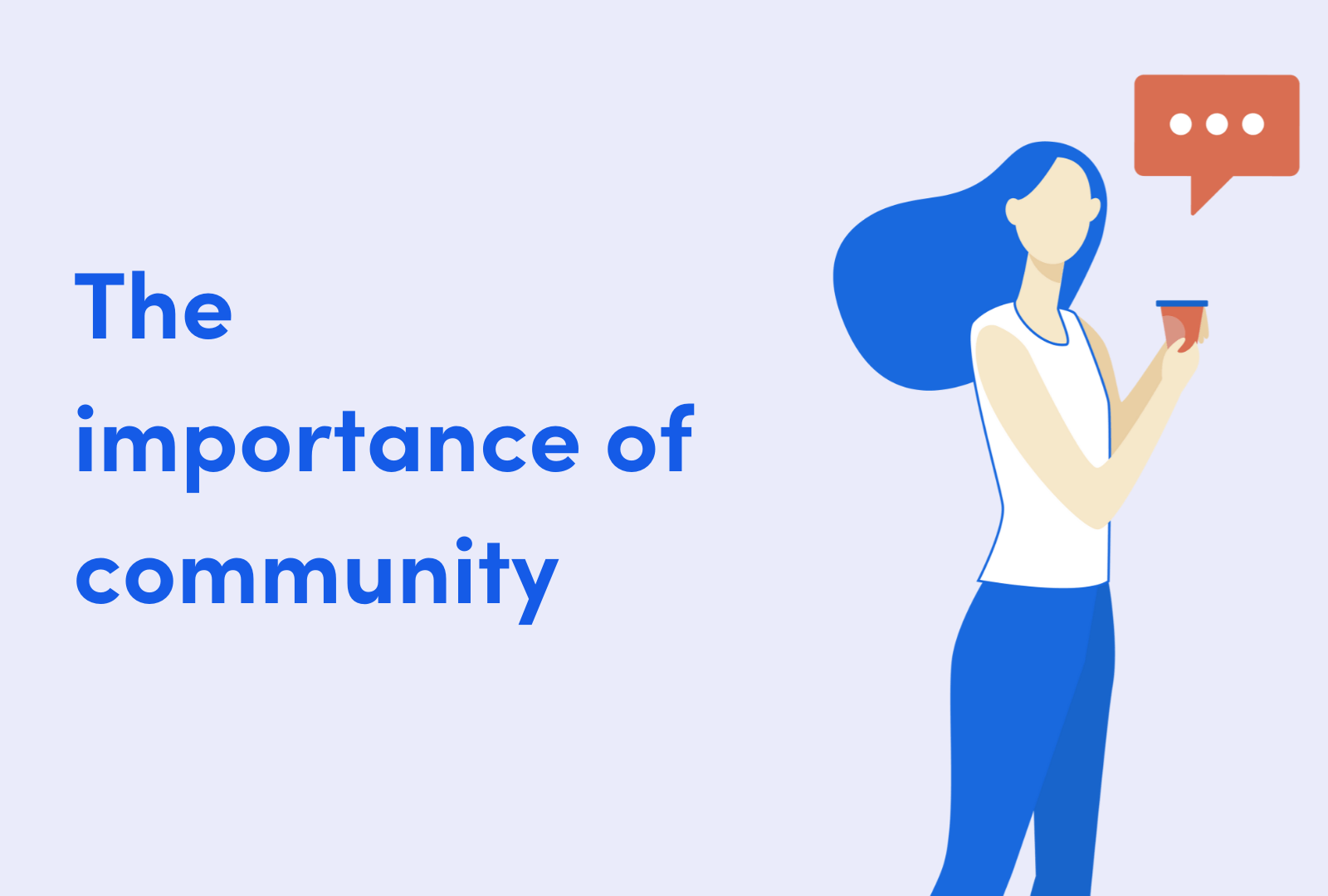 The importance of access to peers and a professional community