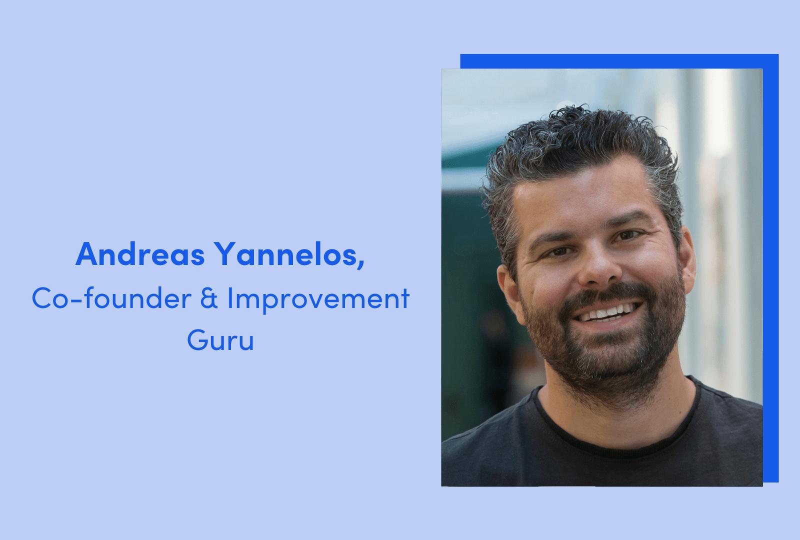 Life at DPOrganizer: Andreas Yannelos